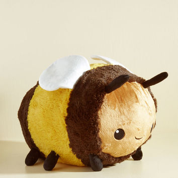 Bumble the Odds Pillow
