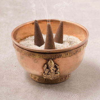 Sacred Ganesh Offering Bowl