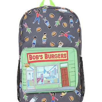 Bob's Burgers Store Front Backpack from Hot Topic | Bags & purses