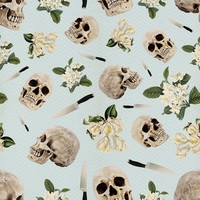 Hamlet's Final Romance Removable Wallpaper