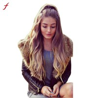 Womens Winter Jackets Coats New Women's Parkas Thick Warm Faux Fur Collar Hooded Ladies Jacket Female