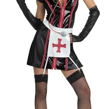 Naughty Nurse Teen Sz 7 9 Costume for Women
