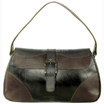 Silvia - A Recycled Tire Hand Bag