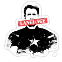 Age of Ultron - Language by Sonicfan