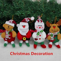 4Pcs/Set NEW Christmas Decoration  Christmas Tree