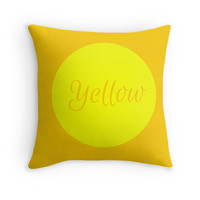 YELLOW by IdeasForArtists