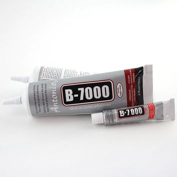 Best Glue Multi purpose 10mL B-7000 Adhesive Jewelry Epoxy Resin Diy Jewelry Crafts Glass rhinestones