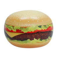 Giant Burger Beach Ball