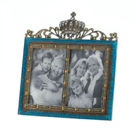 Royal Duo Picture Frame