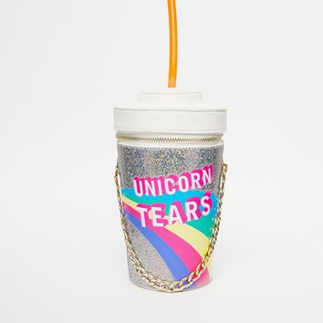Skinny Dip Unicorn Tears Novelty Bag