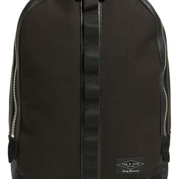 Men's rag & bone 'Derby' Backpack - Black