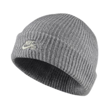 Nike SB Fisherman Knit Hat (Grey)