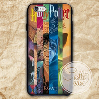harry potter phone case iPhone 4/4S, 5/5S, 5C Series, Samsung Galaxy S3, Samsung Galaxy S4, Samsung Galaxy S5 - Hard Plastic, Rubber Case
