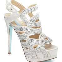 Blue by Betsey Johnson Love Dress Sandals | Dillards.com