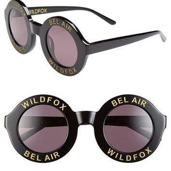Women's Wildfox 'Bel Air' 44m Sunglasses