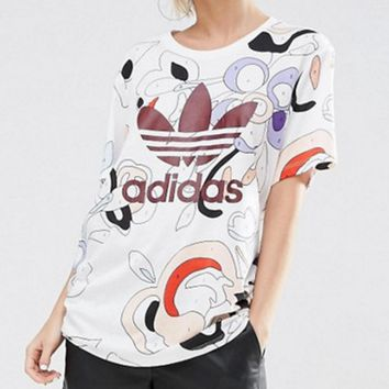 Adidas Originals Fashion Rita Ora Tee