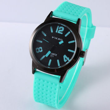 Good Price Awesome Designer's Great Deal Trendy New Arrival Gift Stylish Simple Design Watch [4915483972]