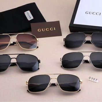 GUCCI new tide brand big box men and women driving polarized sunglasses