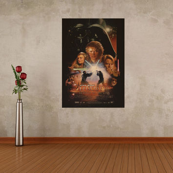 Living Room Star War Wall Sticker [8605200775]