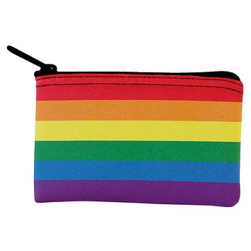 LGBT Pride Rainbow Gay Coin Purse