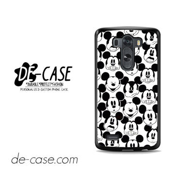 Mickey Mouse Wallpaper For LG G3 Case Phone Case Gift Present