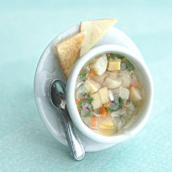 Vegetable Soup Ring