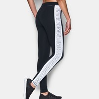 Women's UA Favorite Split Word Mark Legging | Under Armour US