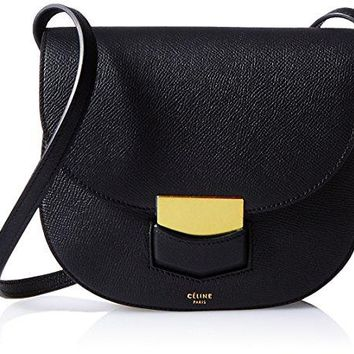 Céline Women's Small Trotteur, Black