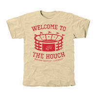 Western Kentucky Hilltoppers Stadium Tri-Blend T-Shirt - Cream