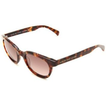 Marc by Marc Jacobs Womens MMJ 279/S MMJ279S WAYFARER Sunglasses,Havana Vintage Frame/Brown Gradient Lens,One Size