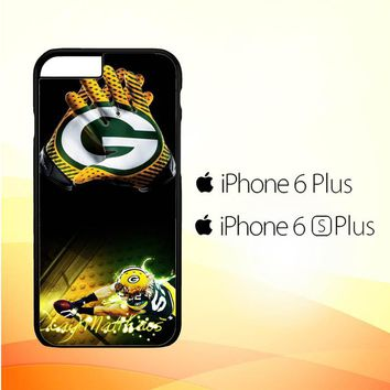 Green Bay Packers X3377 iPhone 6 Plus|6S Plus Case