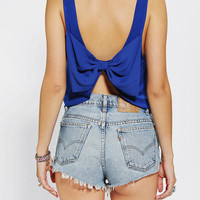 Urban Outfitters - Pins And Needles Bow-Back Tank Top