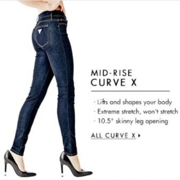 Women's Sexy Denim and Jeans | GUESS