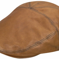 Bailey Glasby Leather Ivy Cap