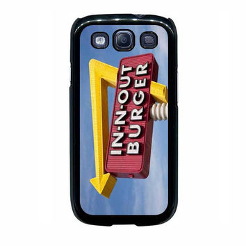 in n out burger funny samsung galaxy s3 s4 s5 s6 edge cases