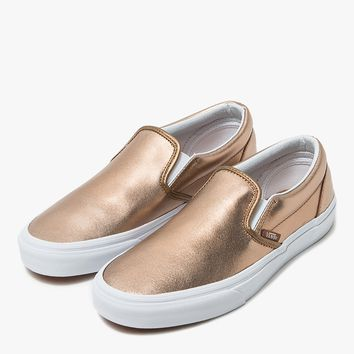 Vans / Classic Slip-On in Rose Gold