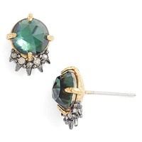 Women's Alexis Bittar 'Elements - Spiked Crystal' Stud Earrings