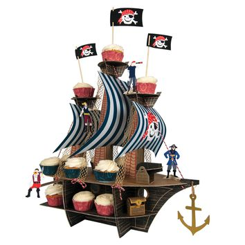 Ahoy There Pirate Centerpiece