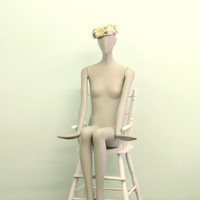 Mid Century Mannequin Full Body Twiggy by Niftic on Etsy