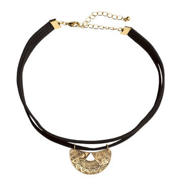 Choker with Pendant - from H&M