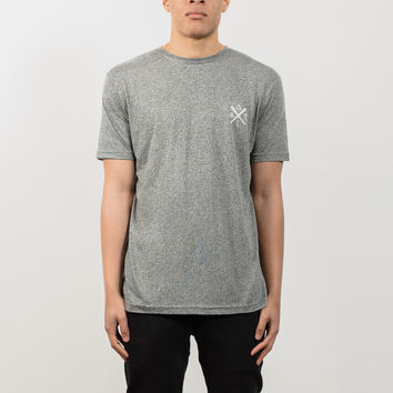 Anti Symbols Baseball Bat T-Shirt - Grey
