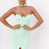 Buy Zest Strapless Dress Online by SABO SKIRT