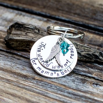 loss of daughter, memorial gift daughter keychain, bereavement gift daughter loss, sympathy gift, memorial jewelry, in memory of daughter