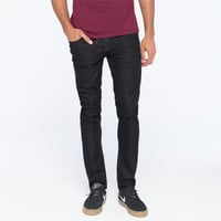 Rsq London Skinny Mens Jogger Jeans Black  In Sizes