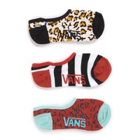 Vans Animal Canoodle Socks 3 Pack (Animal)