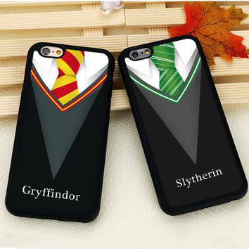 phone case Harry Potter Gryffindor Slytherin design soft TPU case cover for Apple iPhone 7 7plus 6 6S 6plus 5S SE coque fundas