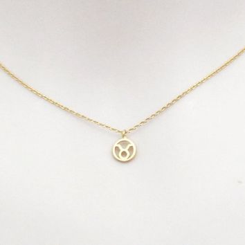 Constellation, Zodiac, 12 signs, Gold, Silver, Rose gold, Necklace, Lovers, Friends, Mom, Sister, Gift