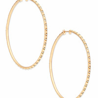 Annemarie Hoop Earrings in Gold | Kendra Scott Jewelry