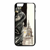 Batman And Catwoman Couple Love iPhone 6 Plus Case