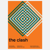 Swissted: The Clash, 1981, at 30% off!